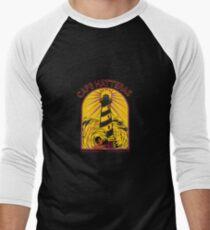 CAPE HATTERAS NORTH CAROLINA SURFING Men's Baseball ¾ T-Shirt