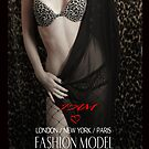 """"""" I AM """" Fashion Model ( Lady Of Lust ) Designer iPhone Case by Love Through The Lens"""