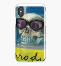 glassskull iPhone Case