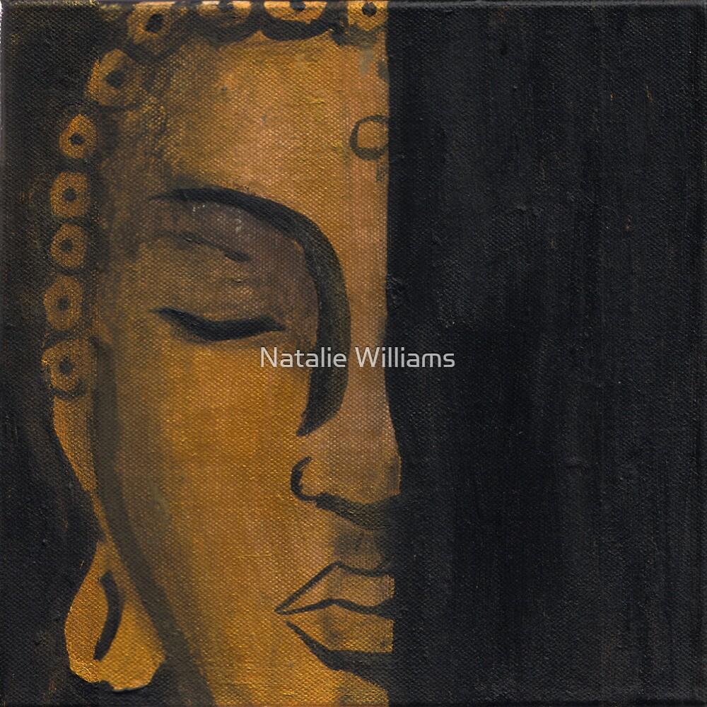 Golden Buddha by Natalie Williams