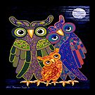 Owl I Want Is You (Square Version) by Lisafrancesjudd