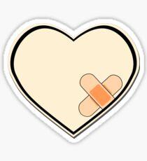 Broken Heart - Katawa Shoujo Sticker