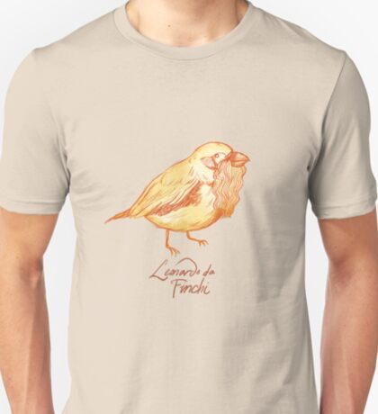 Leonardo da Finchi T-Shirt