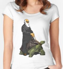 Galapagos Style Women's Fitted Scoop T-Shirt