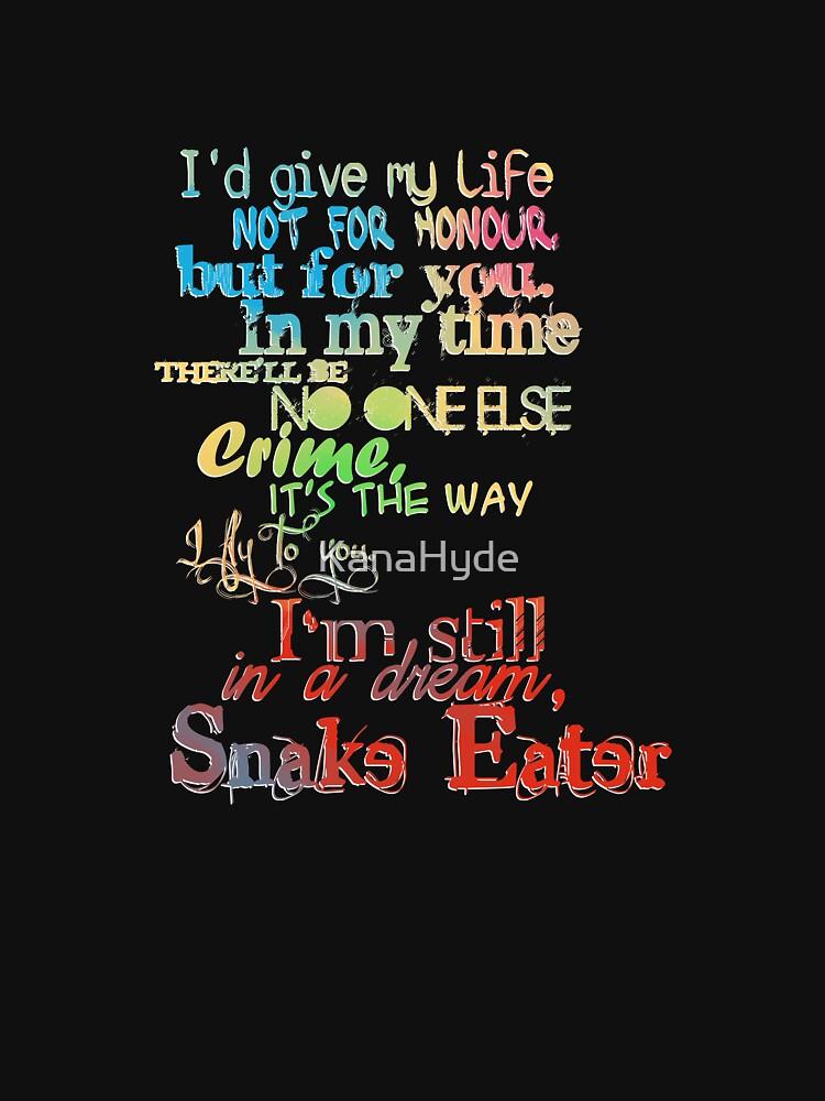 Snake Eater by KanaHyde