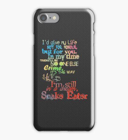 Snake Eater iPhone Case/Skin