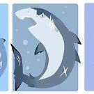 Sharks by Ennemme