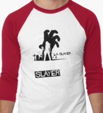 Slayer of the Vampyres Men's Baseball ¾ T-Shirt