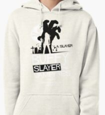 Slayer of the Vampyres Pullover Hoodie