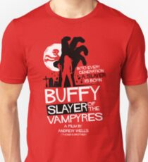 Camiseta ajustada Asesino de los Vampiros