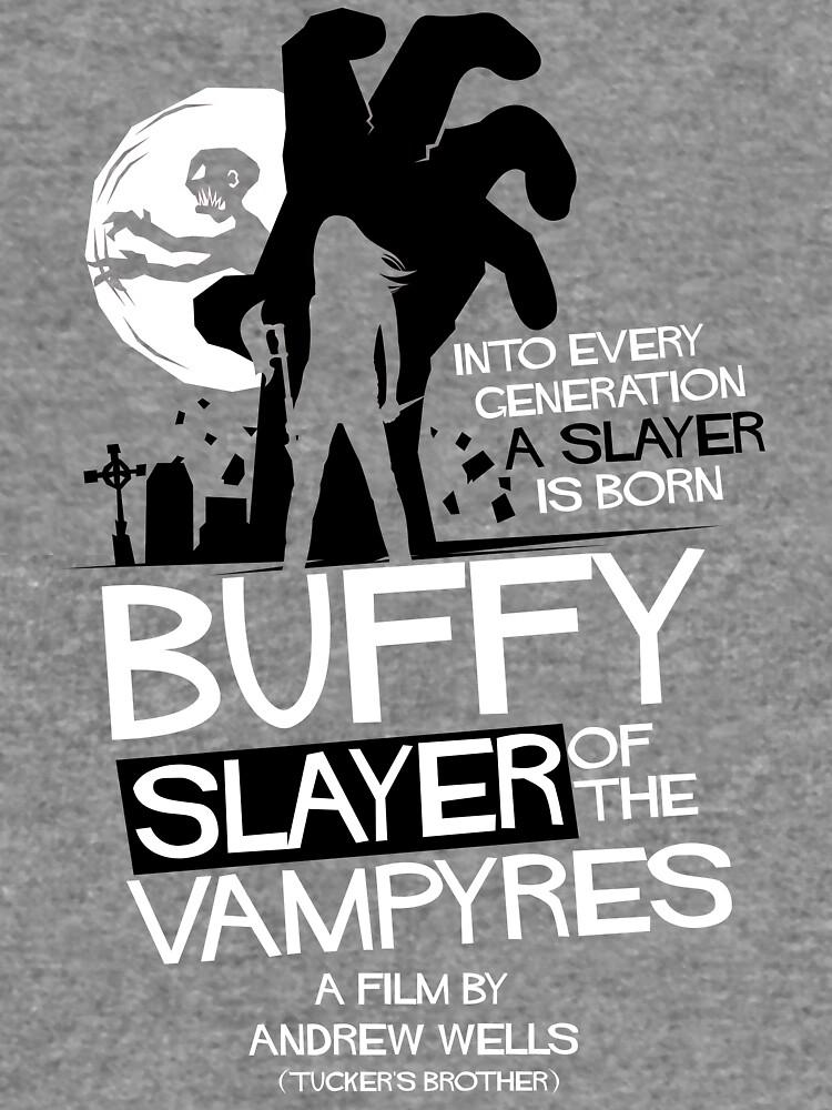 Asesino de los Vampiros de TomTrager