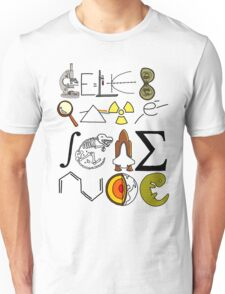 Celebrate Science. T-Shirt