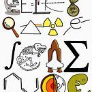 Celebrate Science. by HereticWear