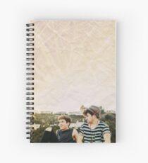 Cuaderno de espiral Kian y JC
