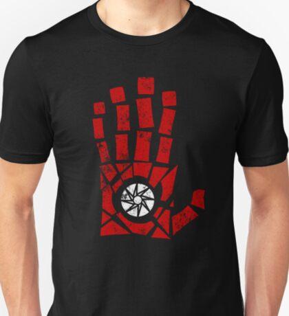 Shattered Iron Hand T-Shirt