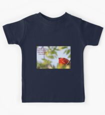 Make your own Cardinal rules and learn from them. Kids Tee