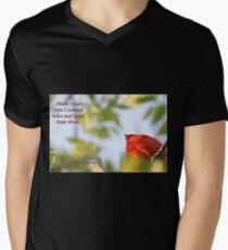 Make your own Cardinal rules and learn from them. Mens V-Neck T-Shirt