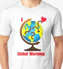 Global Worming Unisex T-Shirt