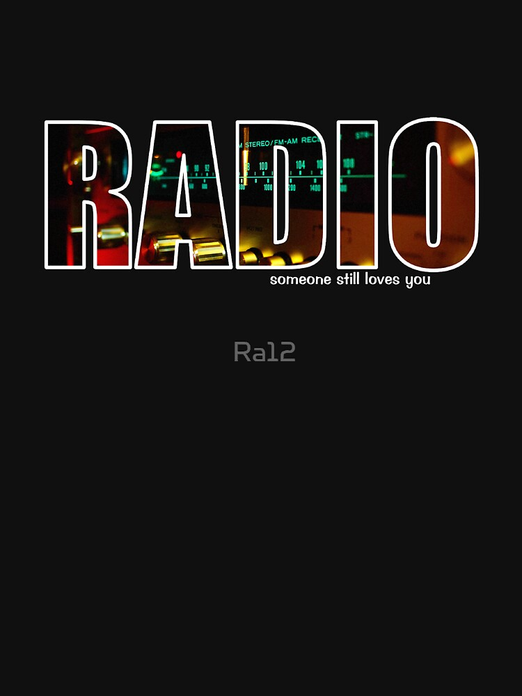 Radio, what's new. by Ra12