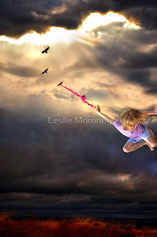 Fly Away by Leslie Moroney