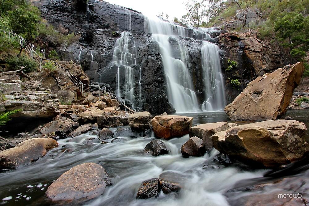 Mackenzie Falls by mcrow5