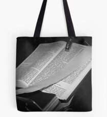 The Book Of Revelation Tote Bag