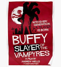 Slayer of the Vampyres Poster