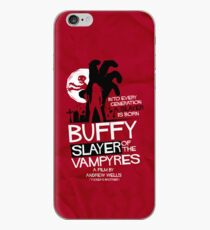 Slayer of the Vampyres iPhone Case