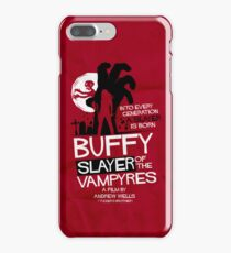 Slayer of the Vampyres iPhone 7 Plus Case