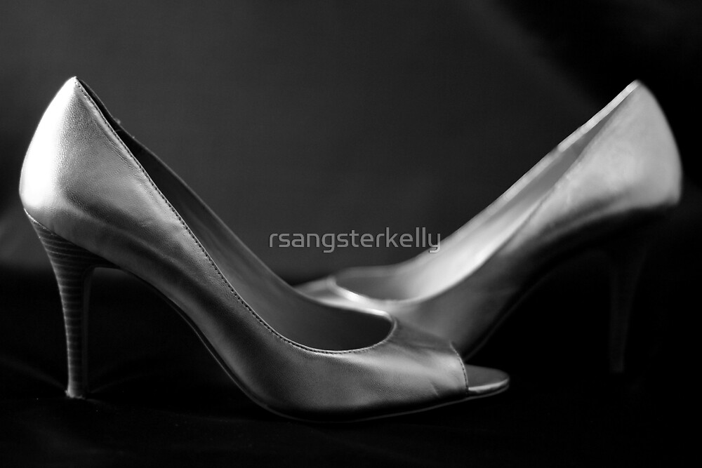 Still Life - Heels by rsangsterkelly