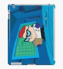 Dexter - Dexter's Laboratory (Production Cel) iPad Case/Skin