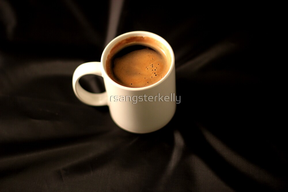 Still Life - Coffee 2 by rsangsterkelly