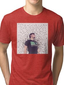 Thomas Sanders- Music Tri-blend T-Shirt