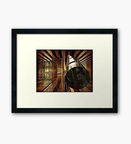 Braveheart Framed Print