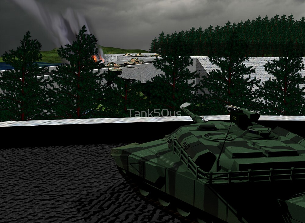 Hold the Line! by Tank50us