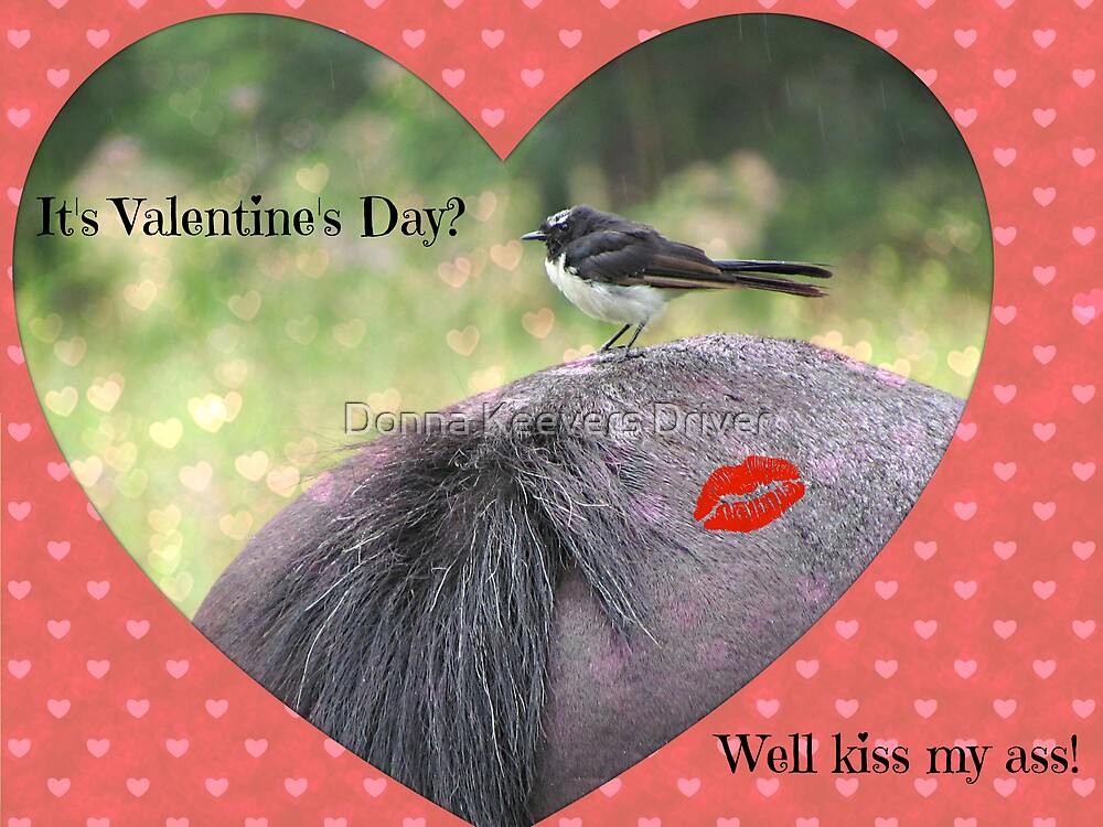 It's Valentine's Day? by Donna Keevers Driver