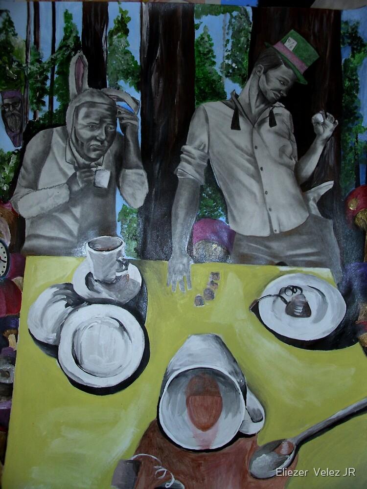 We're all a lil madd by Eliezer  Velez JR