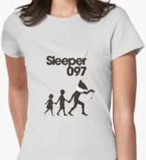 Sleeper (hypno) Pokemon Shirt Womens Fitted T-Shirt