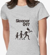 Sleeper (hypno) Pokemon Shirt Womens Fitted T-Shirt