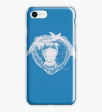Bad Bear Grizzly Gang iPhone Case/Skin