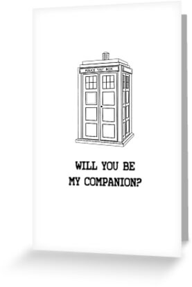 Will you be my companion? by Darlene2012