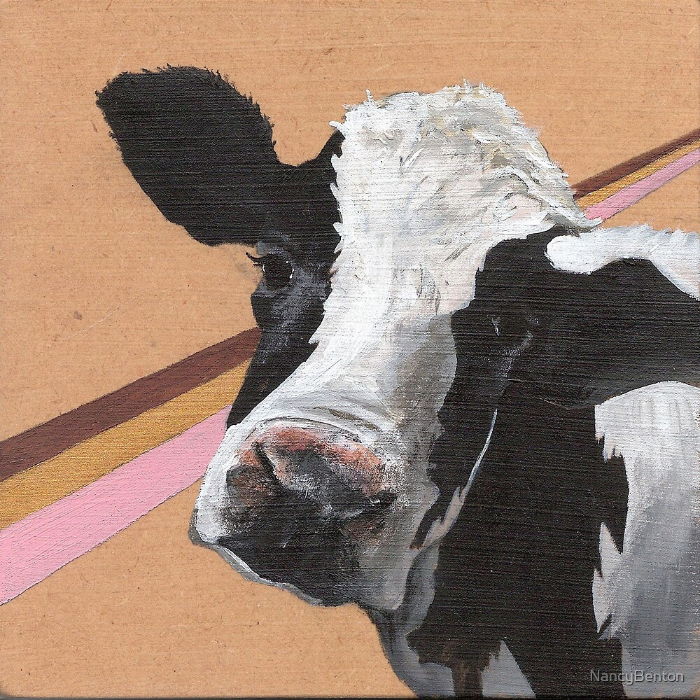 Cow by NancyBenton