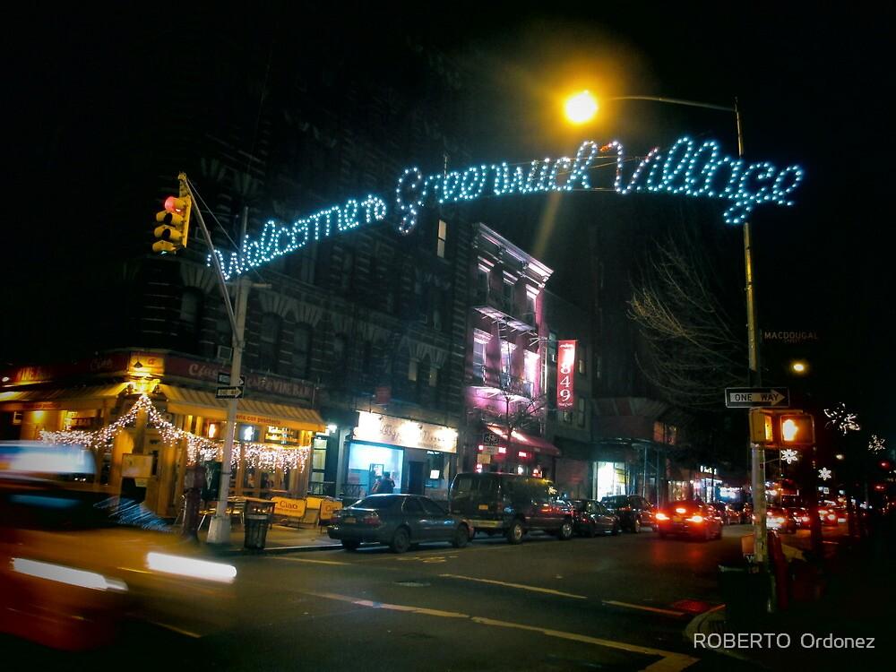 NYC by Robert Ordonez