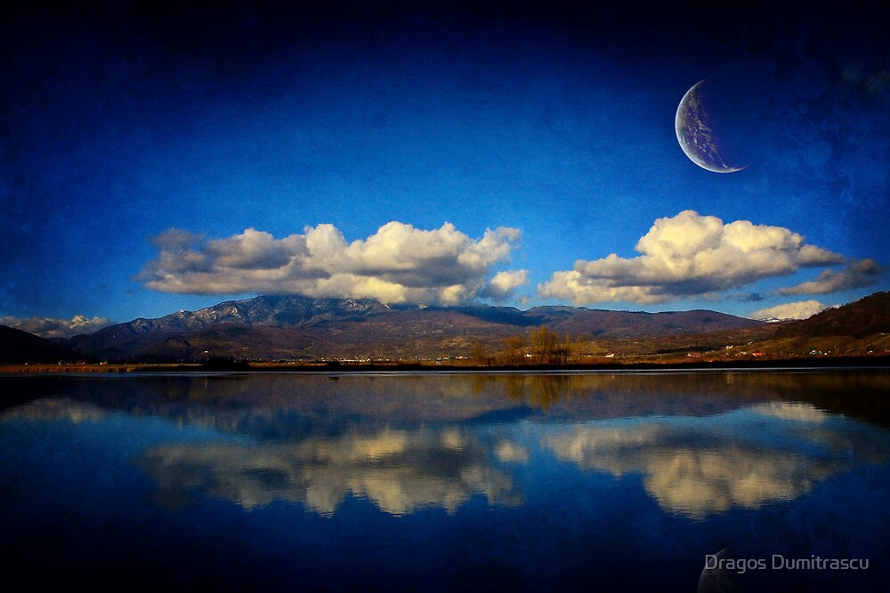 Autumn Epic Blues by Dragos Dumitrascu