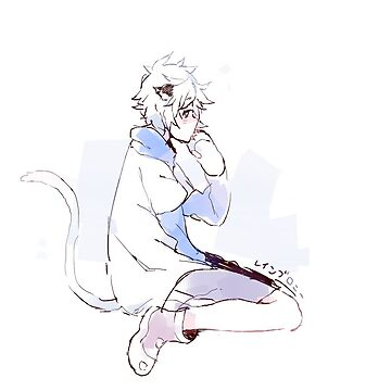 kitty killua by Rainbronii