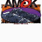 AMOK - aoraki / mt. cook by dennis gaylor