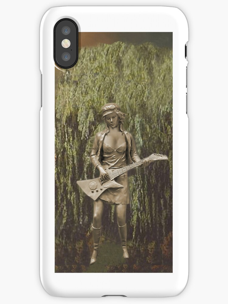 ✌☮ WHILE MY GUITAR GENTLY WEEPS IPHONE CASE ✌☮  by ✿✿ Bonita ✿✿ ђєℓℓσ