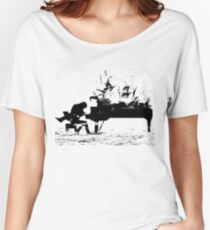 Piano Passion Women's Relaxed Fit T-Shirt