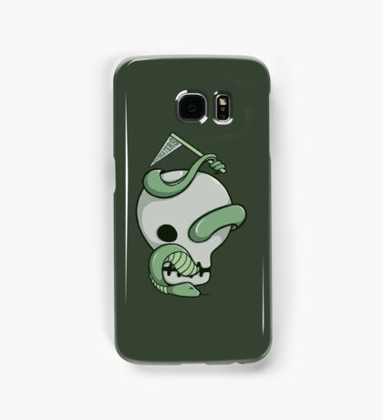 Go! Deatheaters!  Samsung Galaxy Case/Skin