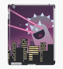 TEACERATOPS DESTROYER OF WORLDS! iPad Case/Skin
